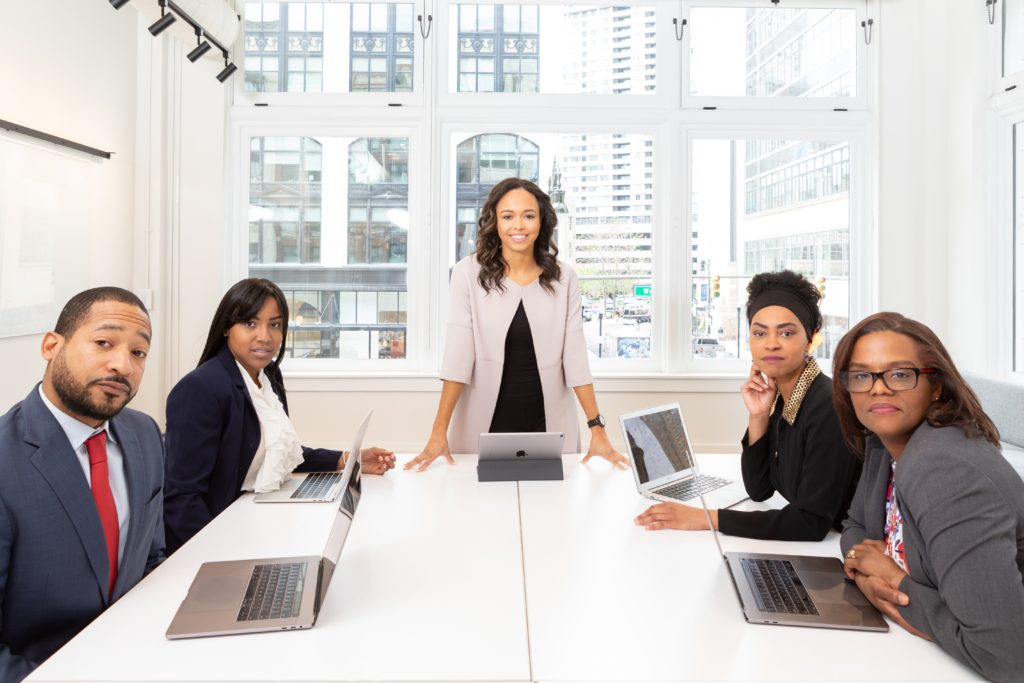 women in boardroom, leadership, LeadQuine, Executive Coaching