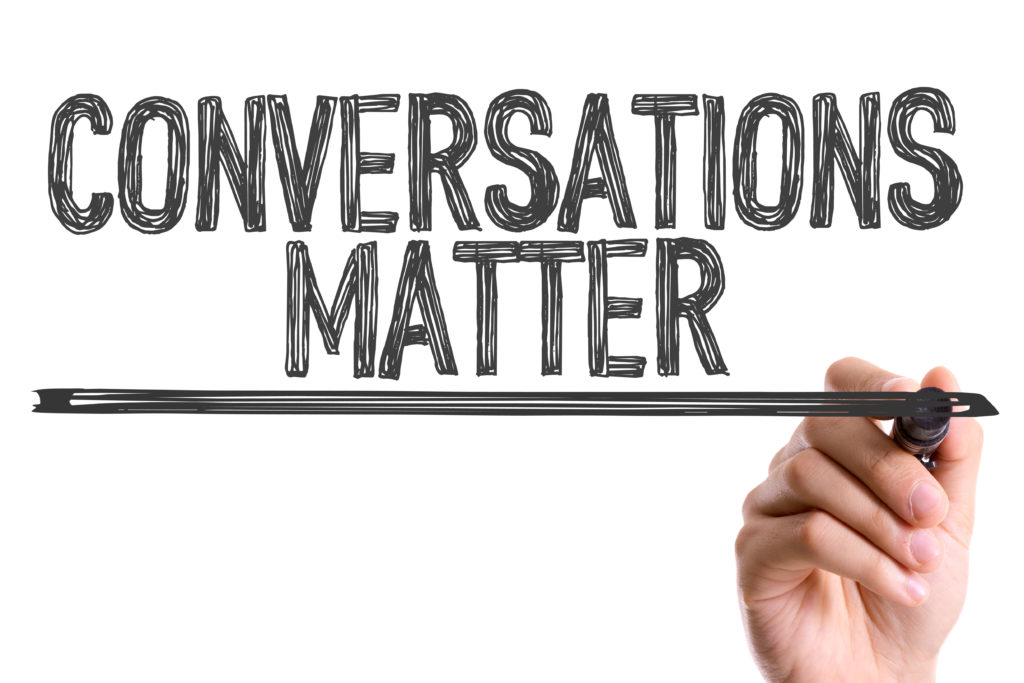 LeadQuine All In Conversations Matter