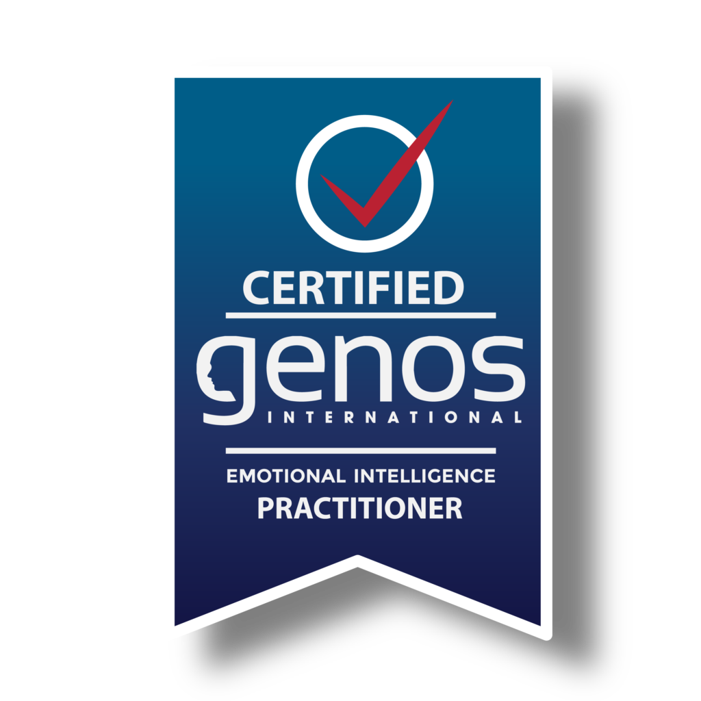 LeadQuine Genos Badge Certification Executive Coach