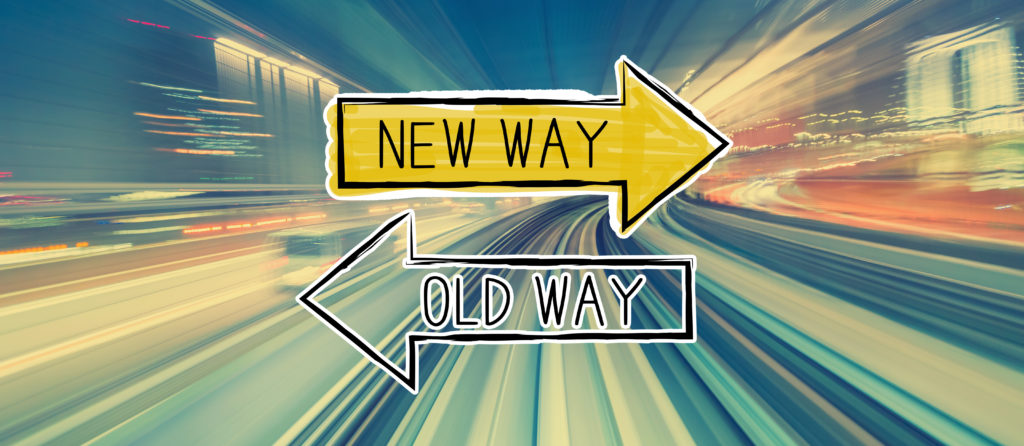 LeadQuine Mind the Generation Gap New way old way