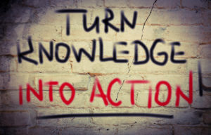 LeadQuine Reflect Plan Act Repeat Blog Turn knowledge into action